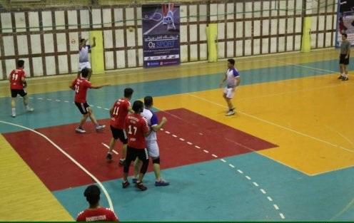 صعود تیم ستارگان دشتستان به لیگ برتر هندبال کشور