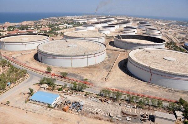 انجام تمهیدات لازم برای مقابله با شرایط بد جوی در پایانه نفتی خارگ