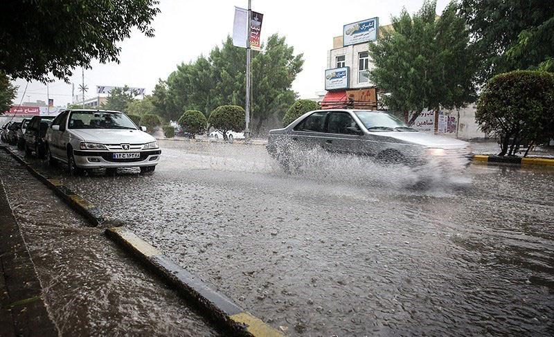 احتمال آبگرفتگی معابر عمومی در استان بوشهر