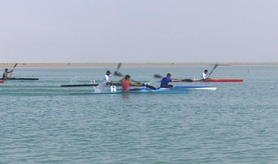 برگزاری مسابقات قایقرانی قهرمانی کشور در بوشهر