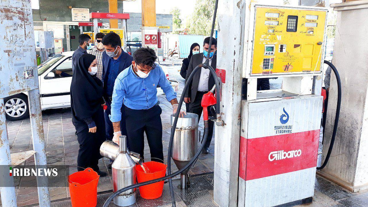 بررسی ادعای کمفروشی در جایگاههای سوخت