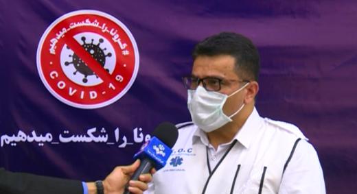 یک مهمان در بوشهر ۴۵ نفر را کرونایی کرد